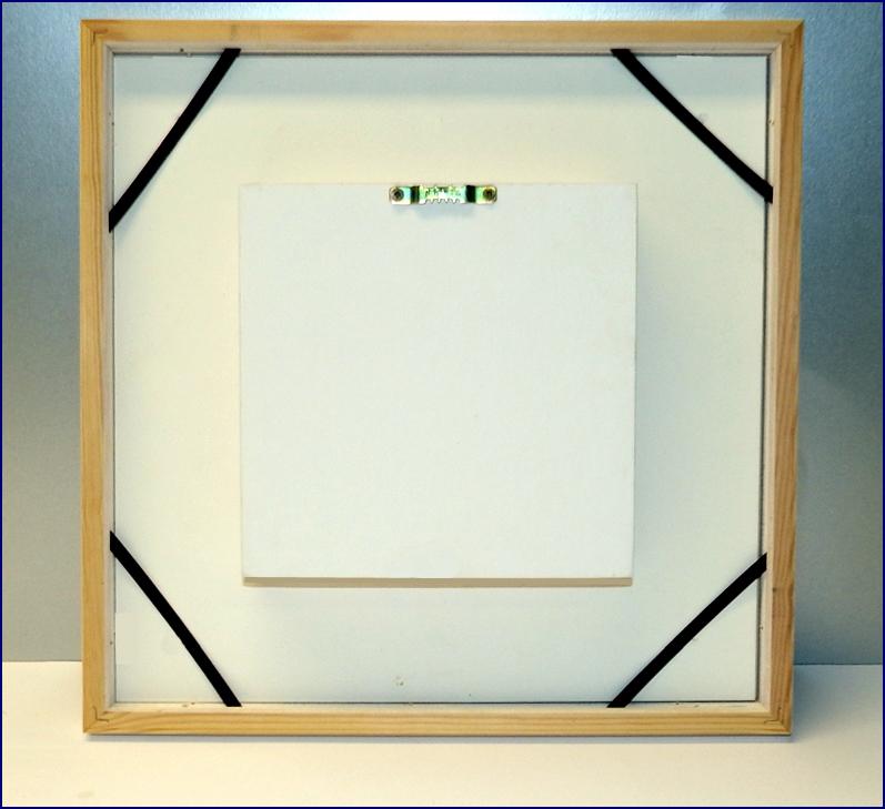 tolle bilderrahmen federklammern ideen wandrahmen die ideen verzieren. Black Bedroom Furniture Sets. Home Design Ideas